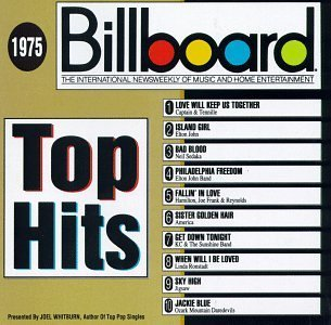 Billboard Top Hits 1975 Billboard Top Hits America John Ronstadt Sedaka Billboard Top Hits