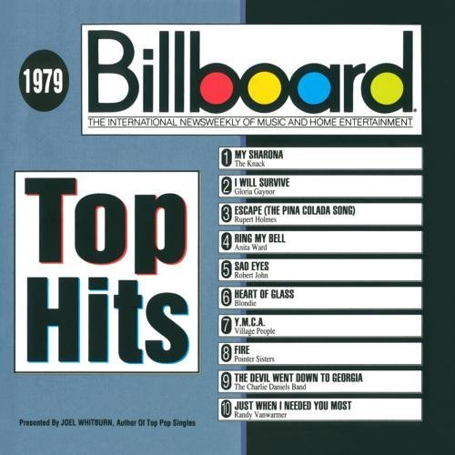 Billboard Top Hits 1979 Billboard Top Hits CD R Billboard Top Hits