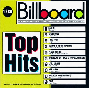 Billboard Top Hits 1980 Billboard Top Hits Blondie Spinners John Ross Billboard Top Hits