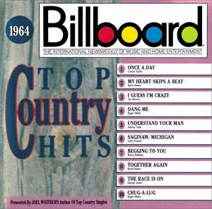 Billboard Top Country 1964 Billboard Top Country Cash Miller Frizzell Reeves Billboard Top Country