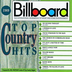 Billboard Top Country Hits 1989 Billboard Top Country Hit Shenandoah Wariner Travis Billboard Top Country Hits