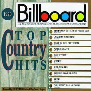 Billboard Top Country Hits 1990 Billboard Top Country Hit Dunn Shenandoah Reid Travis Billboard Top Country Hits
