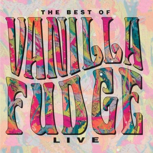 Vanilla Fudge Live Best Of CD R