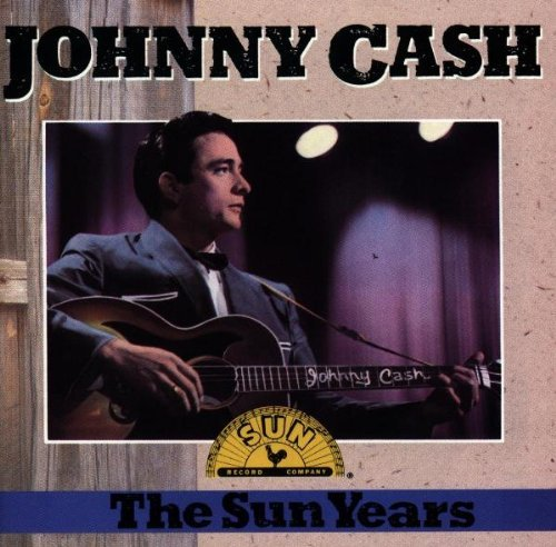 Johnny Cash Sun Years