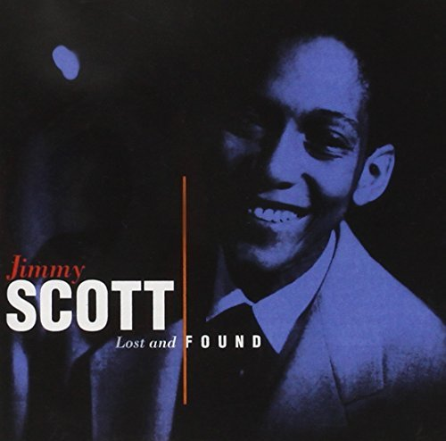 Jimmy Scott Lost & Found CD R
