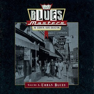 Blues Masters Vol. 1 Urban Blues Washington Brown Basie Bland Blues Masters