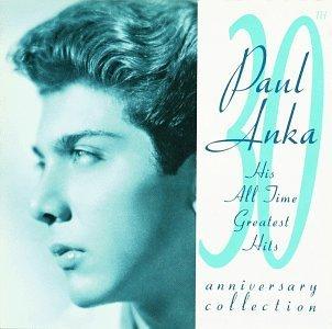 Paul Anka/30th Anniversary