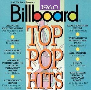 Billboard Top Pop Hits/1960-Billboard Top Pop Hits@Eddy & Rebels/Lee/Wilson/Verne@Billboard Top Pop Hits