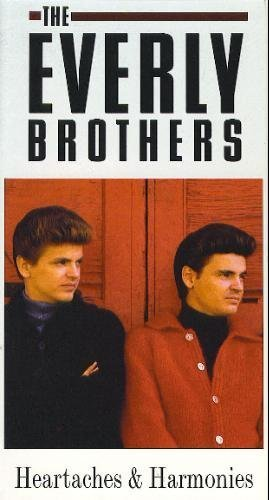 Everly Brothers Heartaches & Harmonies Incl. Booklet 4 CD Set