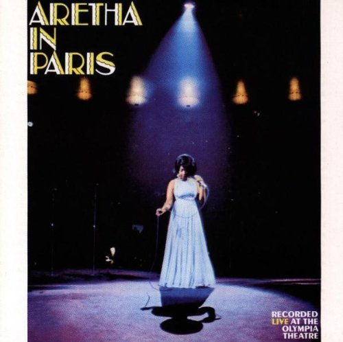 Aretha Franklin In Paris CD R