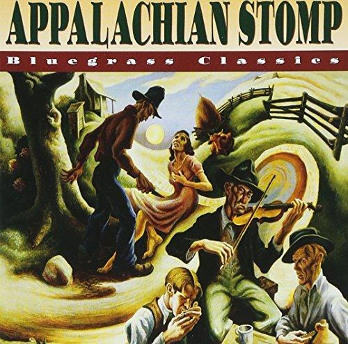 Appalachian Stomp-Bluegrass/Appalachian Stomp-Bluegrass Cl@Monroe/Martin/Dillards/Mccoury@Crowe/New South/Krauss/Skaggs