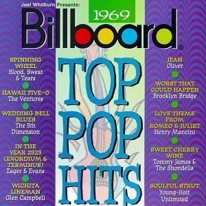 Billboard Top Pop Hits 1969 Billboard Top Pop Hits Blood Sweat & Tears Ventures Billboard Top Pop Hits