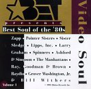 Video Soul Hits Vol. 1 Best Of The 80's Zapp Pointer Sisters Spinners Video Soul Hits