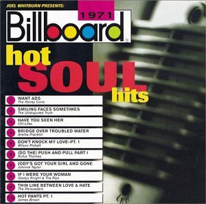 Billboard Hot Soul Hits 1971 Billboard Hot Soul Hits Chi Lites Franklin Persuaders Billboard Hot Soul Hits