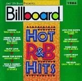 Billboard Hot R & B 1986 Ocean Jackson Abbott Jones Billboard Hot R & B
