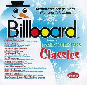 Billboard Presents Family Christmas Classics Billboard Presents