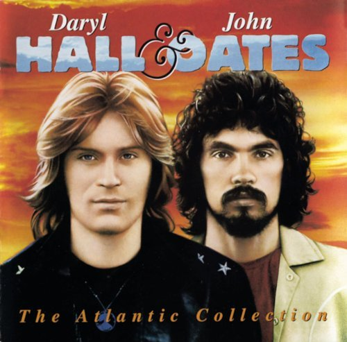 Hall & Oates Atlantic Collection CD R