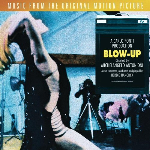 Blow Up Soundtrack Liner Notes Included