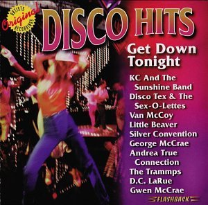Disco Hits Get Down Tonight Disco Hits