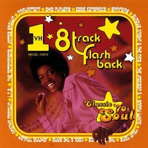 Vh1 8 Track Flashback Classic '70s Soul Temptations Brown Jackson 5 8 Track Flashback