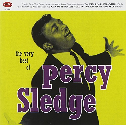 Percy Sledge Very Best Of Percy Sledge CD R