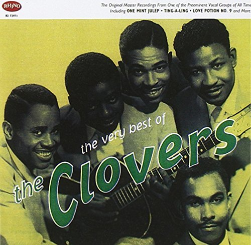 Clovers Very Best Of The Clovers CD R