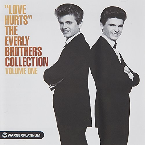 Everly Brothers Love Hurts Platinum Collection Import Gbr