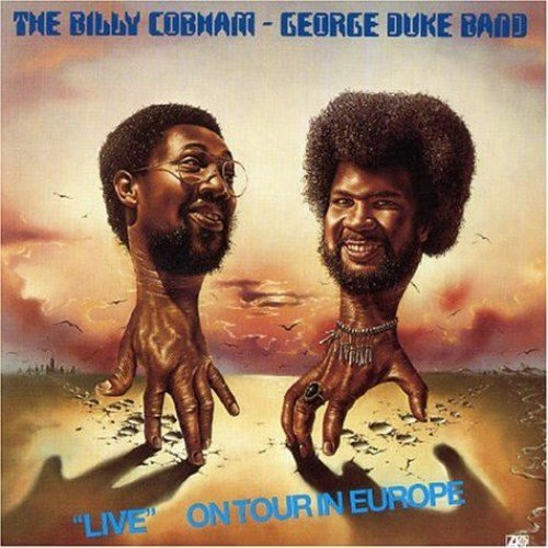 Duke Cobham George Duke & Billy Cobham Import Gbr