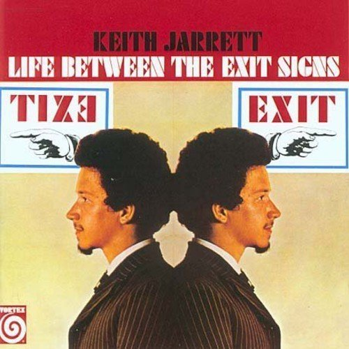 Keith Jarrett Life Between The Exit Signs Import Gbr