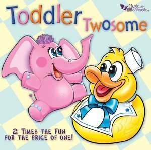 Toddler Twosome Toddler Twosome 2 CD Set