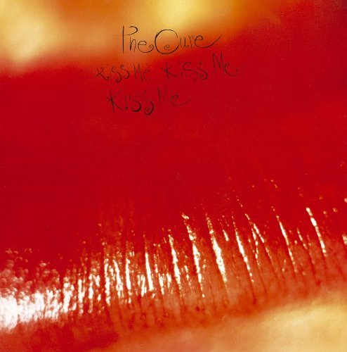 Cure Kiss Me Kiss Me Kiss Me 2 CD Set