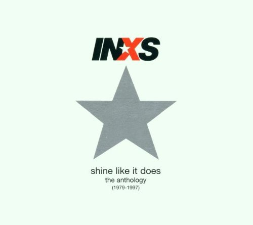 Inxs Shine Like It Does Inxs Anthol 2 CD Set