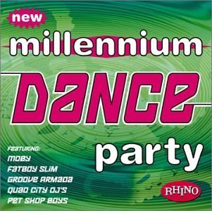 New Millennium Dance Party Moby Olive Stansfield Robyn New Millennium