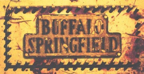Buffalo Springfield Box Set 4 CD Set