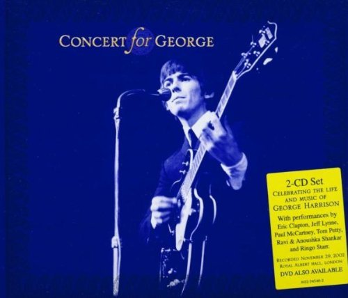 Concert For George Concert For George Clapton Mccartney Starr Lynne 2 CD Set