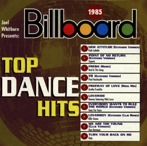 Billboard Top Dance Hits 1985 Top Dance Hits Labelle Expose Kaja Franklin Billboard Top Dance Hits