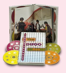 Disco Box Disco Box Jackson 5 Village People Chic 4 CD Set