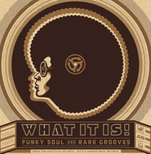 What It Is! Funky Soul & Rare What It Is! Funky Soul & Rare 4 CD