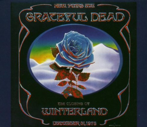 Grateful Dead Closing Of Winterland Decembe 4 CD