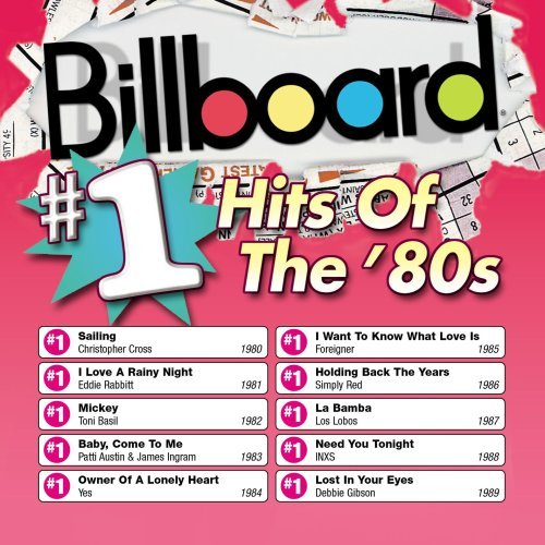 Billboard #1 Hits Of The '80s Billboard #1 Hits Of The '80s