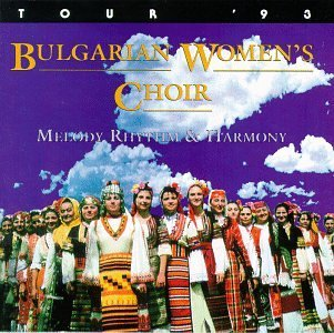 Bulgarian Women's Choir Tour '93
