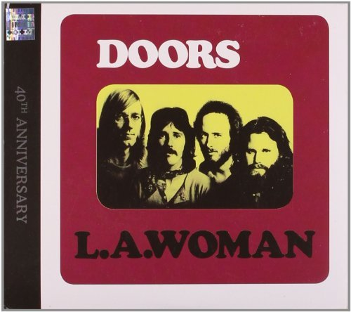 Doors L.A. Woman 2 CD