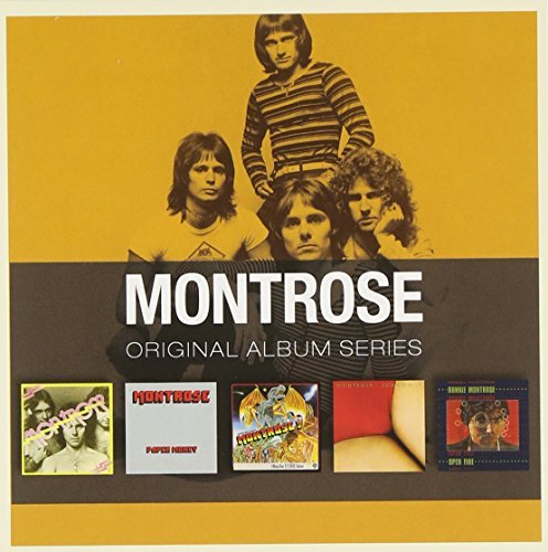 montrose-original-album-series-import-eu-5-cd