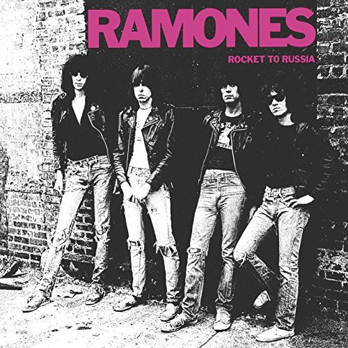 Ramones Rocket To Russia 180gm Vinyl