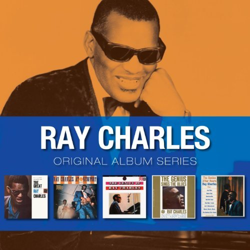 Ray Charles Original Album Series 5 CD