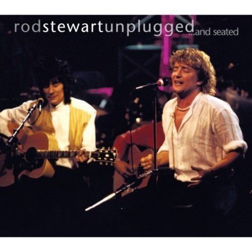 Stewart Rod Unplugged & Seated Deluxe Ed. Incl. DVD