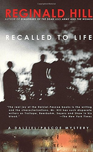 Reginald Hill Recalled To Life