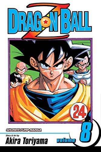 Akira Toriyama Dragon Ball Z Vol. 8 0002 Edition;original