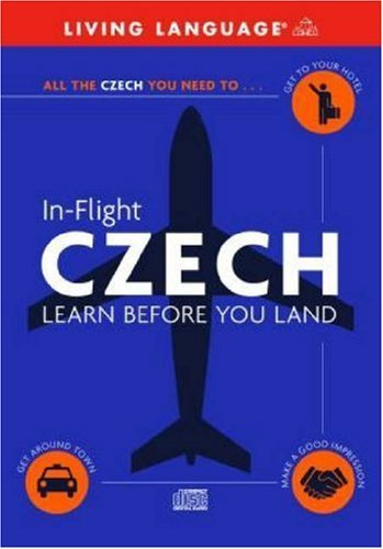 Living Language In Flight Czech Learn Before You Land