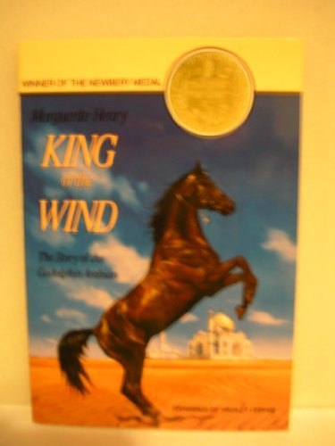 Dennis Wesley Marguerite Henry King Of The Wind The Story Of The Godolphin Arabi